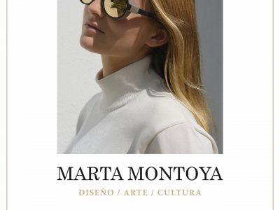 MARTA MONTOYA, DISEÑO & ARTE & CULTURA