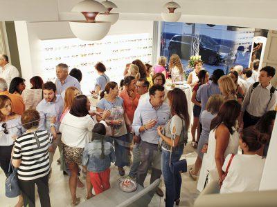 Inauguración tienda en el centro de Albacete